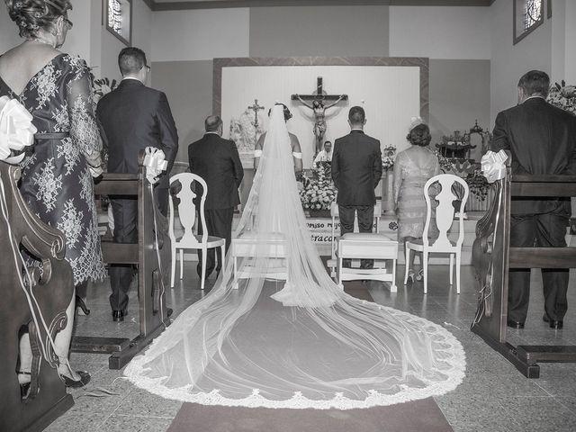 La boda de Vicente y María en Quintanar Del Rey, Cuenca 15
