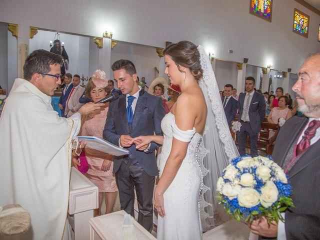 La boda de Vicente y María en Quintanar Del Rey, Cuenca 17
