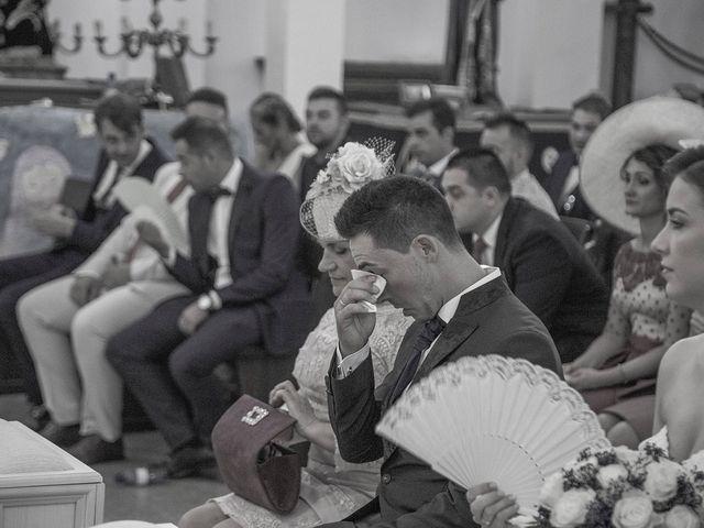 La boda de Vicente y María en Quintanar Del Rey, Cuenca 18