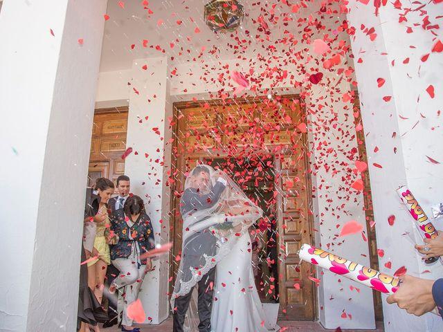 La boda de Vicente y María en Quintanar Del Rey, Cuenca 19