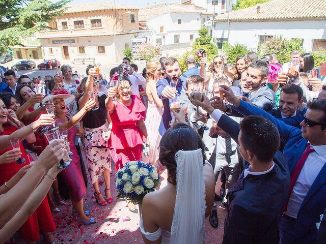 La boda de Vicente y María en Quintanar Del Rey, Cuenca 21