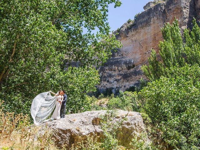La boda de Vicente y María en Quintanar Del Rey, Cuenca 22