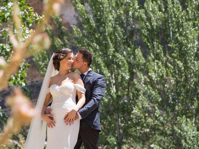 La boda de Vicente y María en Quintanar Del Rey, Cuenca 23
