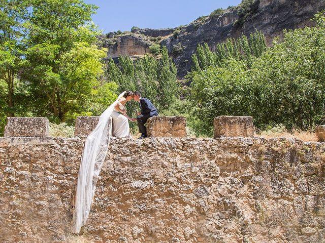 La boda de Vicente y María en Quintanar Del Rey, Cuenca 24