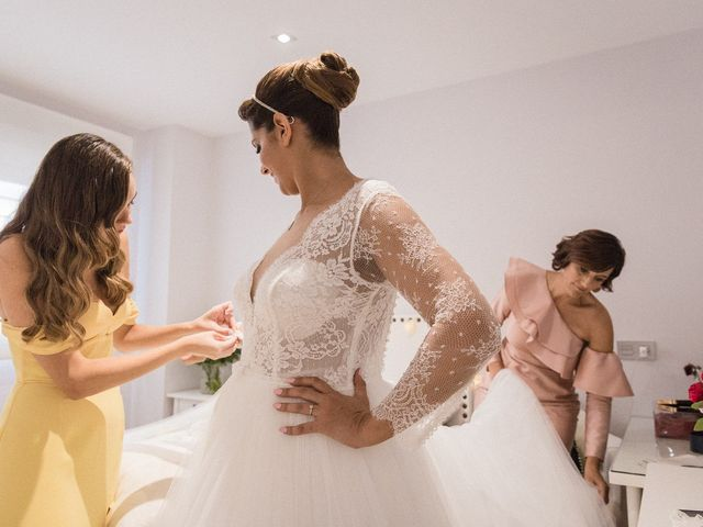 La boda de Ginés y Jéssica en Murcia, Murcia 11