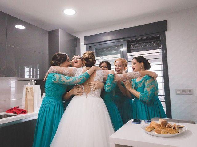 La boda de Ginés y Jéssica en Murcia, Murcia 28