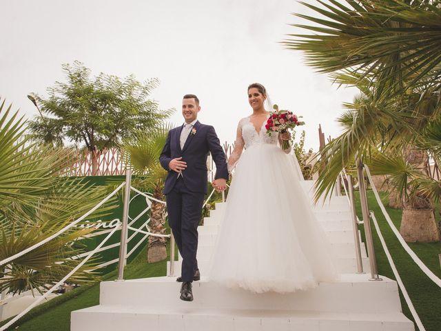 La boda de Ginés y Jéssica en Murcia, Murcia 42