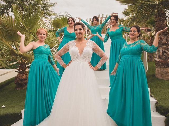 La boda de Ginés y Jéssica en Murcia, Murcia 41