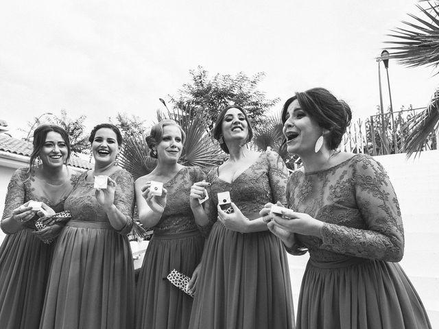 La boda de Ginés y Jéssica en Murcia, Murcia 37