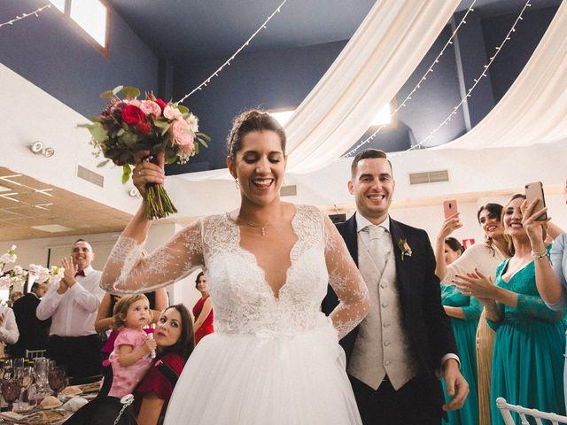 La boda de Ginés y Jéssica en Murcia, Murcia 44