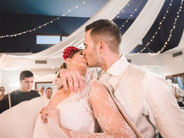 La boda de Jéssica y Ginés