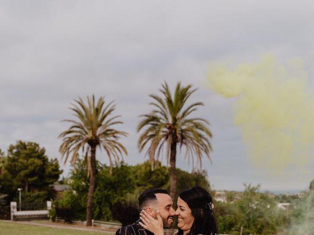 La boda de Sergio y Eli en Badalona, Barcelona 3