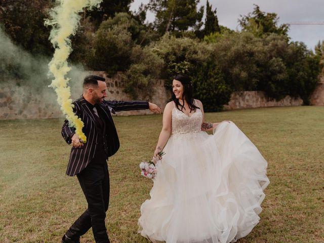 La boda de Sergio y Eli en Badalona, Barcelona 2