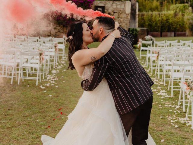La boda de Eli y Sergio