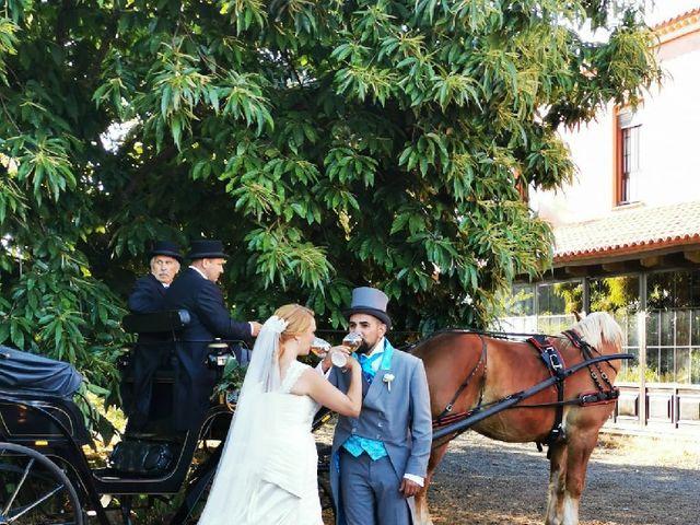 La boda de Josué  y Silvia  en San Cristóbal de La Laguna, Santa Cruz de Tenerife 1