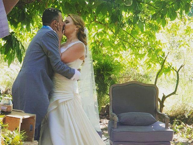 La boda de Josué  y Silvia  en San Cristóbal de La Laguna, Santa Cruz de Tenerife 6
