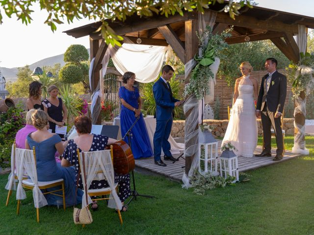 La boda de Roberto y Leti en Muro De Alcoy, Alicante 10