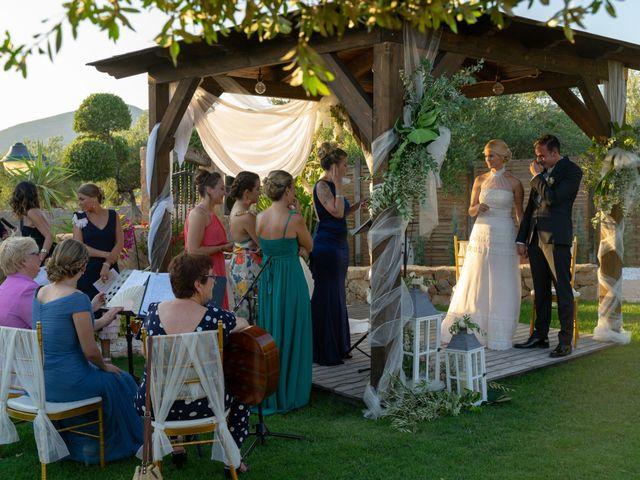 La boda de Roberto y Leti en Muro De Alcoy, Alicante 11