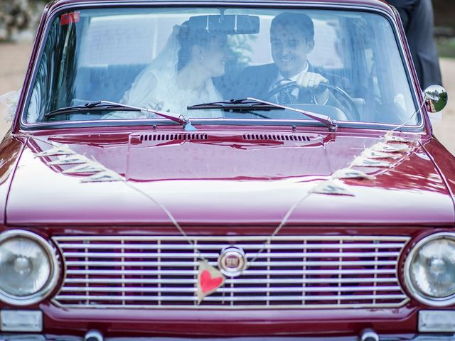 La boda de Montse y Javier