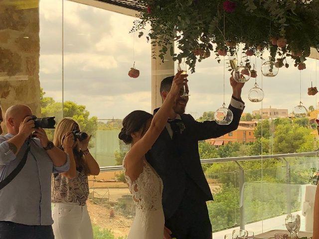 La boda de Alberto  y Itziar en Alginet, Valencia 6
