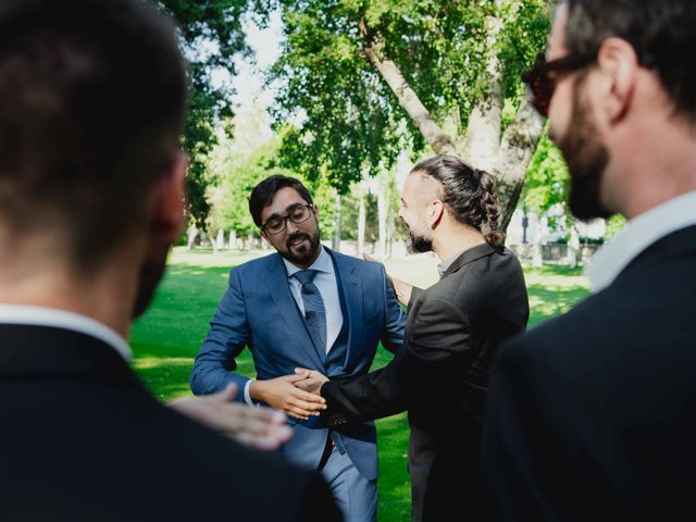 La boda de Jaime y Macarena en Madrid, Madrid 13