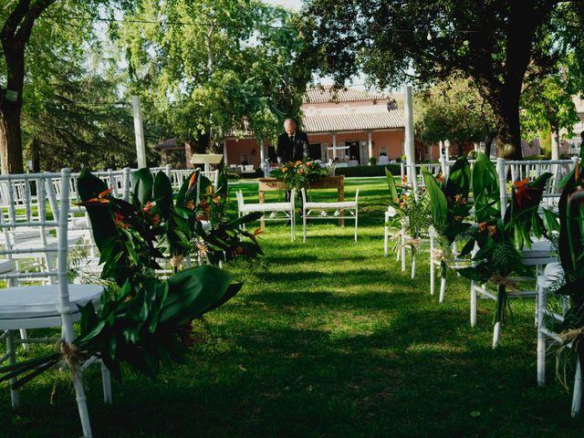 La boda de Jaime y Macarena en Madrid, Madrid 16