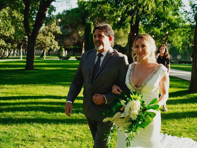 La boda de Jaime y Macarena en Madrid, Madrid 48