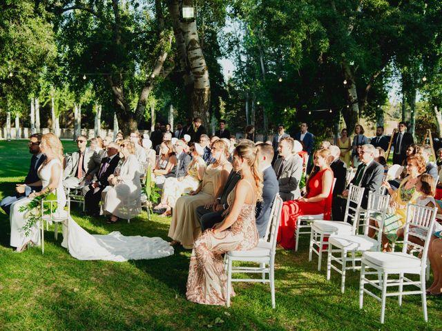 La boda de Jaime y Macarena en Madrid, Madrid 53