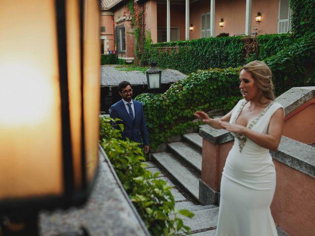 La boda de Jaime y Macarena en Madrid, Madrid 78