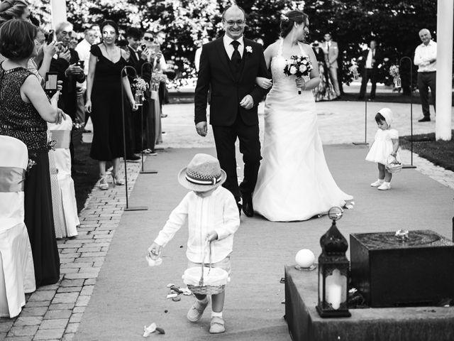 La boda de José Manuel y Tamara en Carranque, Toledo 8