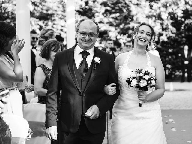 La boda de José Manuel y Tamara en Carranque, Toledo 9