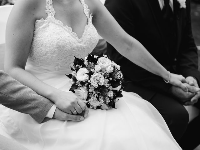 La boda de José Manuel y Tamara en Carranque, Toledo 10