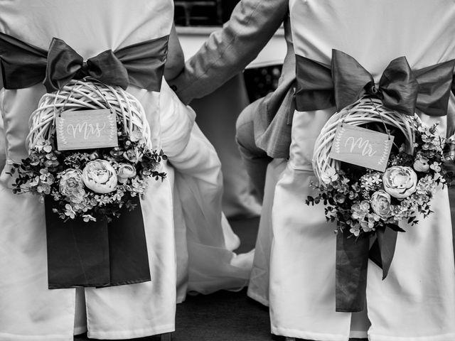 La boda de José Manuel y Tamara en Carranque, Toledo 11