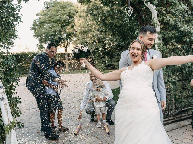 La boda de José Manuel y Tamara en Carranque, Toledo 14