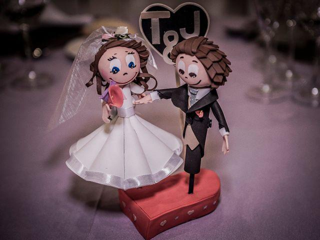 La boda de José Manuel y Tamara en Carranque, Toledo 16