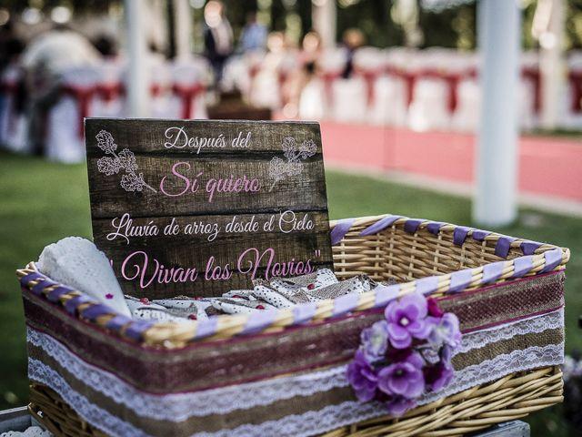 La boda de José Manuel y Tamara en Carranque, Toledo 26