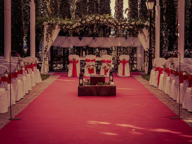 La boda de José Manuel y Tamara en Carranque, Toledo 33