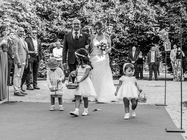 La boda de José Manuel y Tamara en Carranque, Toledo 36