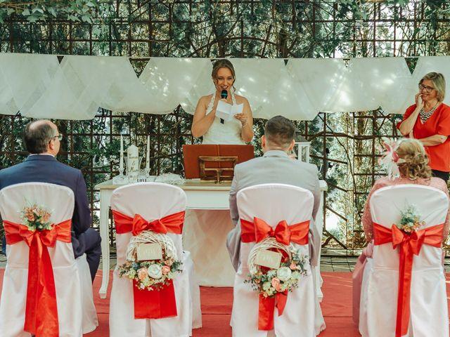 La boda de José Manuel y Tamara en Carranque, Toledo 38