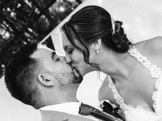 La boda de José Manuel y Tamara en Carranque, Toledo 39