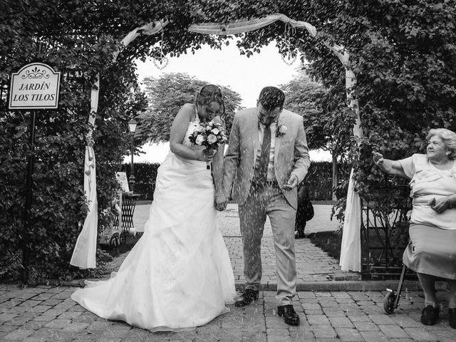 La boda de José Manuel y Tamara en Carranque, Toledo 40