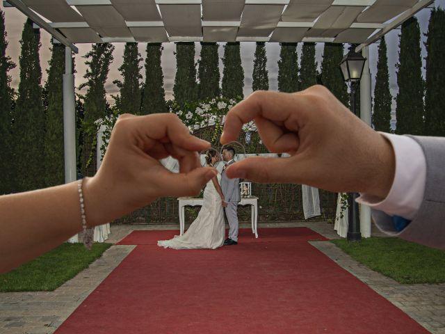 La boda de José Manuel y Tamara en Carranque, Toledo 43