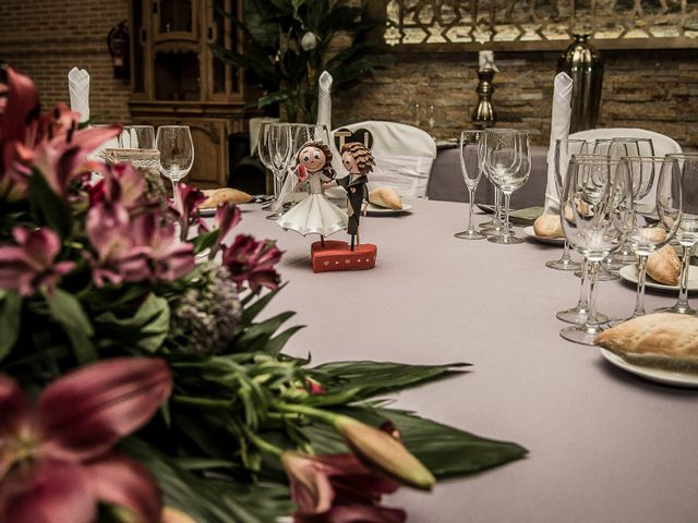 La boda de José Manuel y Tamara en Carranque, Toledo 48