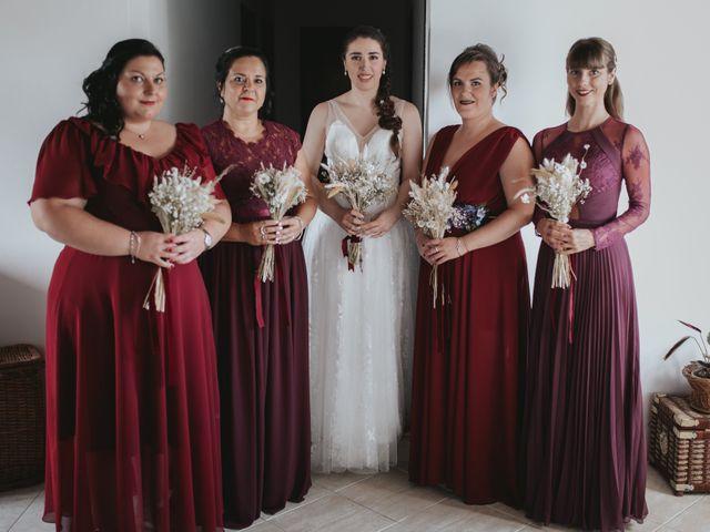 La boda de Bruno y Veronica en Mondoñedo (Casco Urbano), Lugo 2