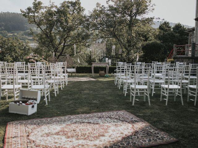 La boda de Bruno y Veronica en Mondoñedo (Casco Urbano), Lugo 11