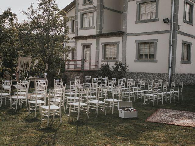La boda de Bruno y Veronica en Mondoñedo (Casco Urbano), Lugo 13