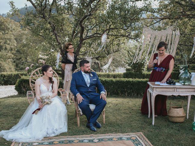 La boda de Bruno y Veronica en Mondoñedo (Casco Urbano), Lugo 14
