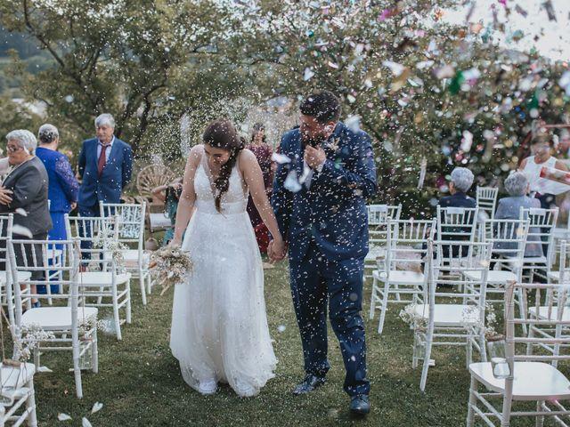 La boda de Bruno y Veronica en Mondoñedo (Casco Urbano), Lugo 15