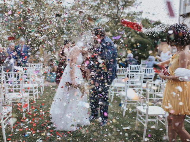 La boda de Bruno y Veronica en Mondoñedo (Casco Urbano), Lugo 17