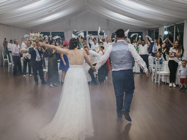 La boda de Bruno y Veronica en Mondoñedo (Casco Urbano), Lugo 19